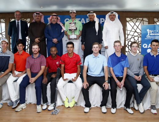 WAGR – Qatar Open Amateur Golf Championship 2017 – 31st Edition