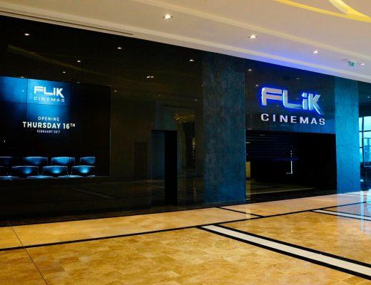 Flik Cinemas at Lagoona Mall, Qatar - Lagoona Mall Facebook
