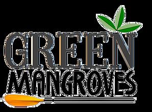 Green mangroves