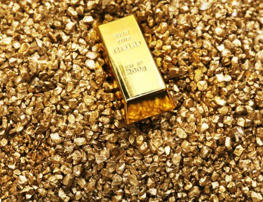 China Strikes Gold