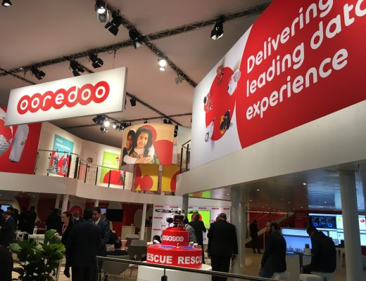 Ooredoo at the Mobile World Congress 2017