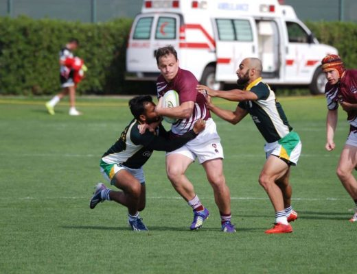 Qatar is hosting the 2017 Asia Rugby Sevens - Asian Rugby