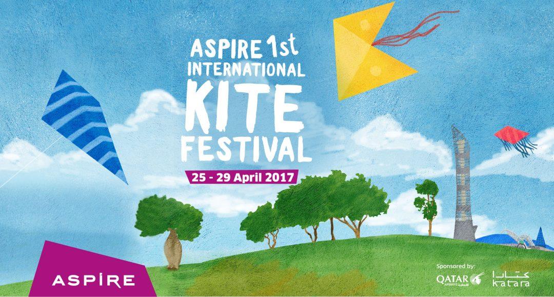 Aspire International Kite Festival 2017