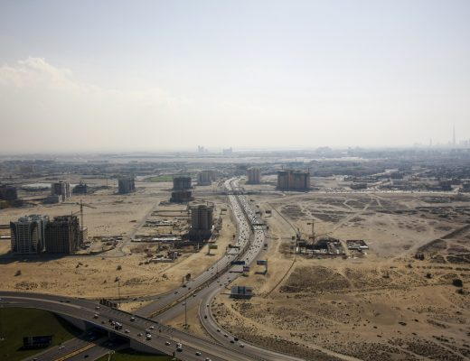 Dubai in 2007