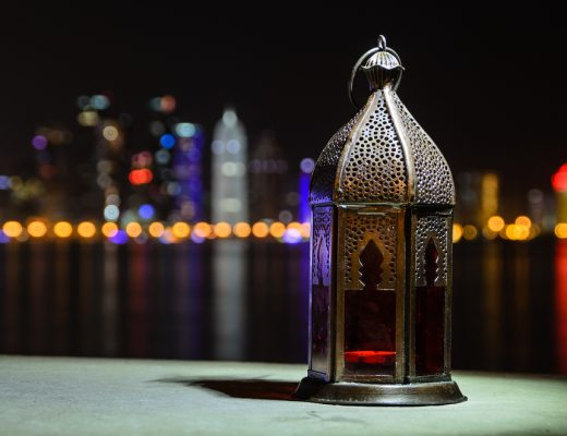 Ramadan mood in Doha