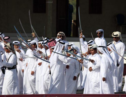 Traditional Arab dances