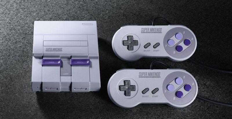 Super Nintendo Entertainment System Classic
