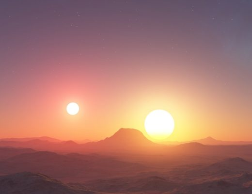 We Once Had Two Suns, One Was Evil