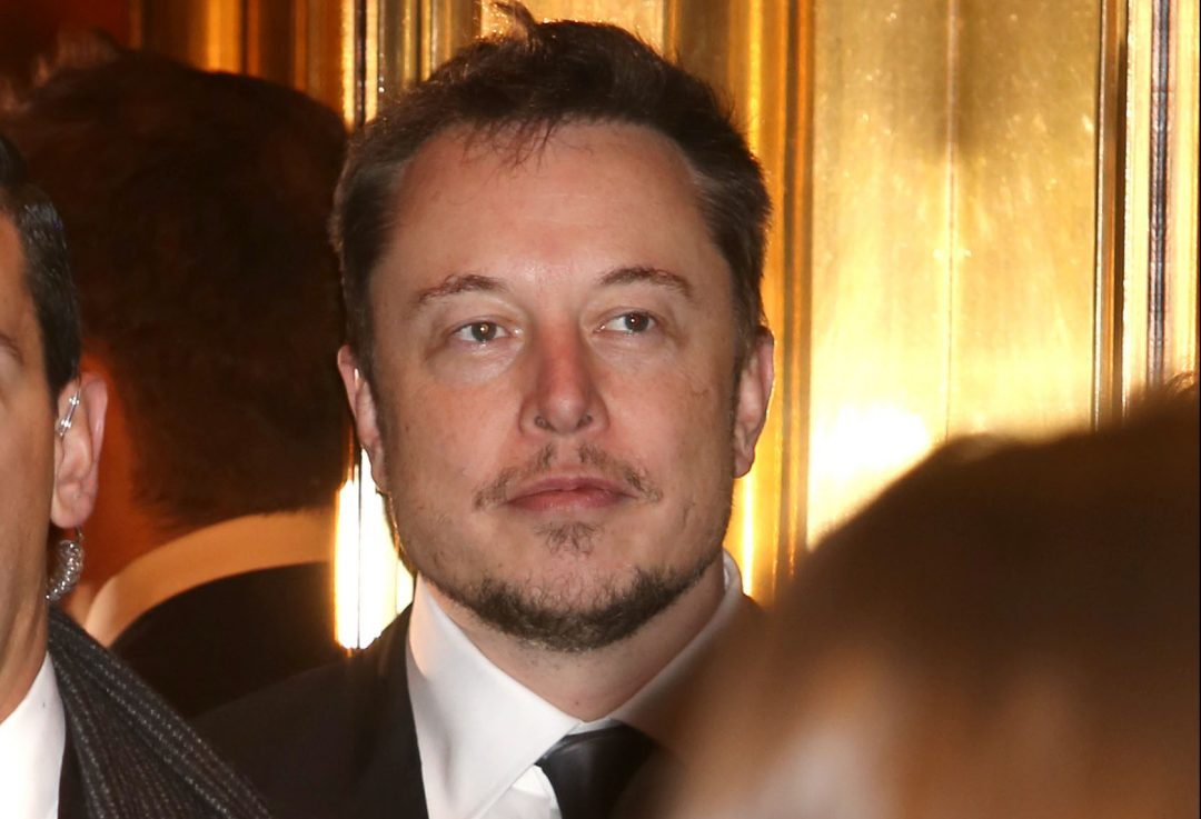 Elon Musk, creator of the hyperloop