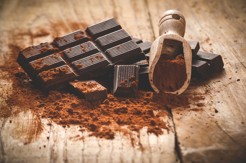 People are snorting chocolate in the US
