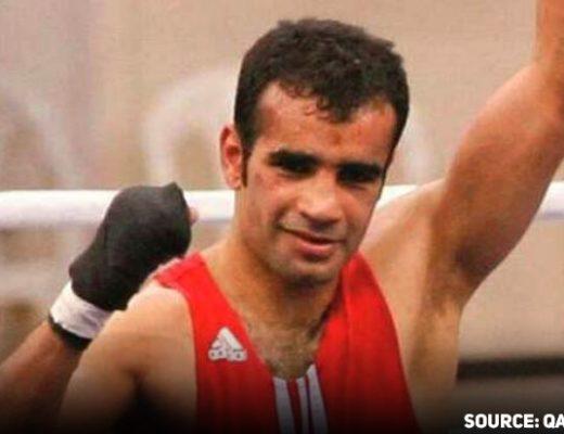 Qatari boxer Abdellatif Mohamed Sadiq break new world record