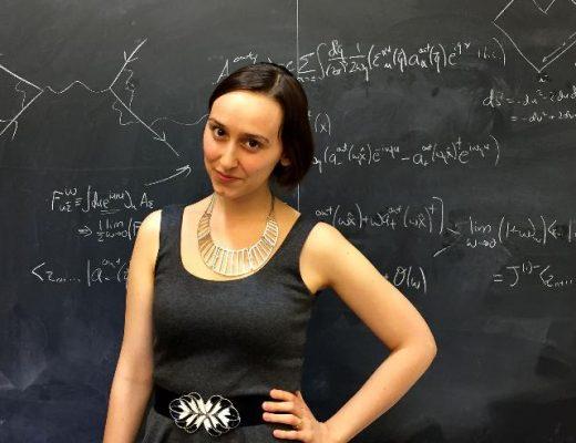 Harvard genius Sabrina Gonzalez Pasterski