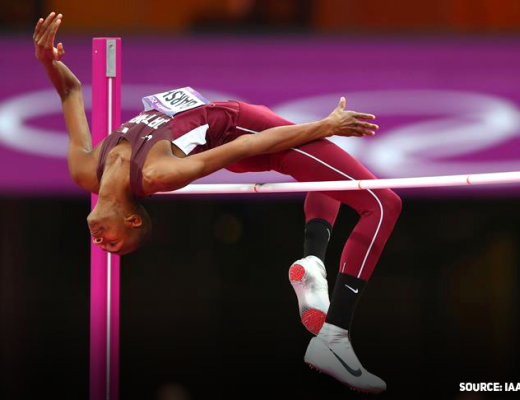 Mutaz Barshim took home gold to Qatar at the 2017 IAAF World Championships
