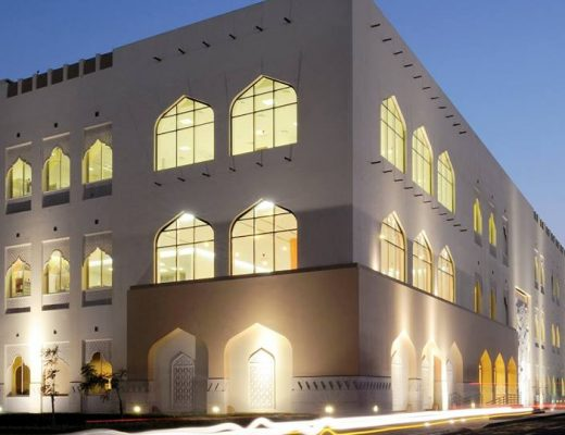 Virginia Commonwealth University School of Arts in Qatar (VCUarts Qatar) is celebrating 20 years with the 20/20/20 Alumni Exhibition