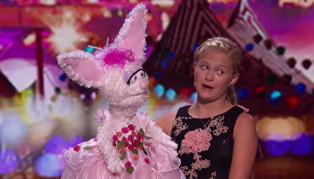 singing ventriloquist Darci Lynne Farmer won America's Got Talent (AGT) season 12 finale