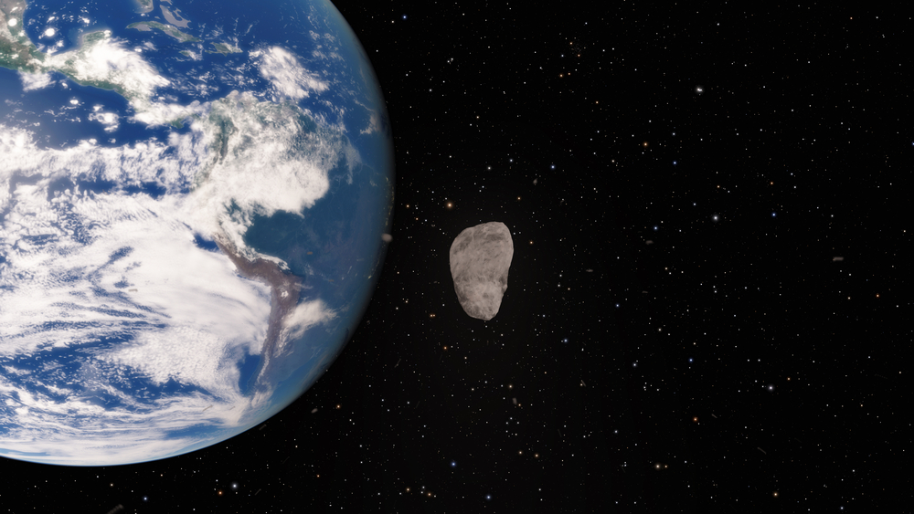 """NASA said the Asteroid 2012 TC4 will pose """"no danger"""" to Earth"""