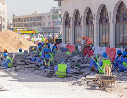 Qatar has introduced new labour laws and regulations, including minimum wage for foreign workers