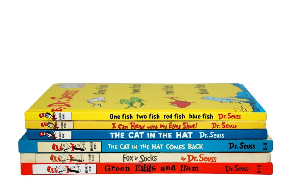 Dr. Seuss books everyone should read