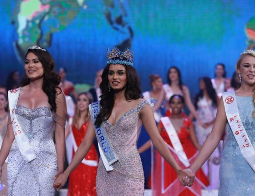 Miss India Manushi Chhillar was crowned Miss World 2017