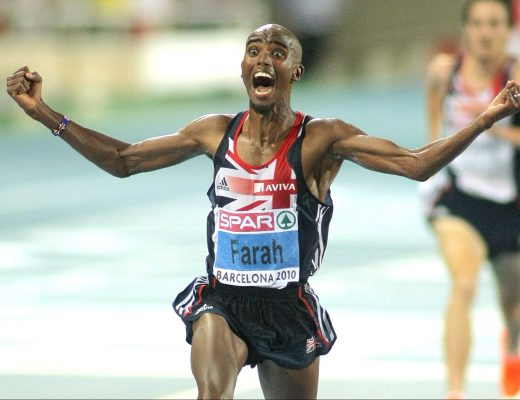 Mohamed Mo Farah was voted BBC Sports Personality of the Year 2017