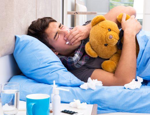 Weaker immune system in men than women to blame for 'man flu'