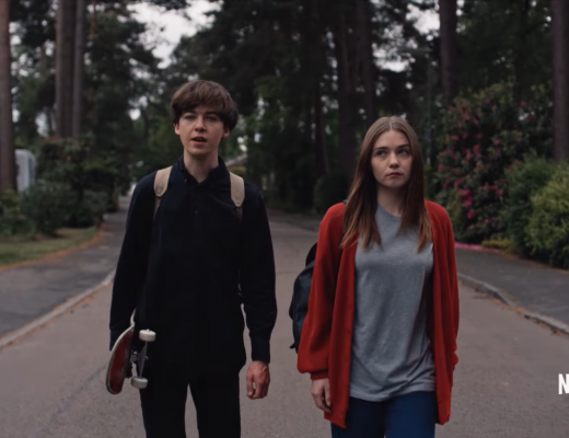 The End Of The F'ing World, TEOTFW, Netflix