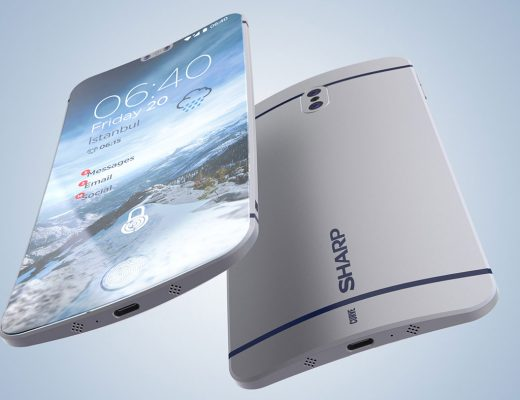 android sharp aquos crystal 3