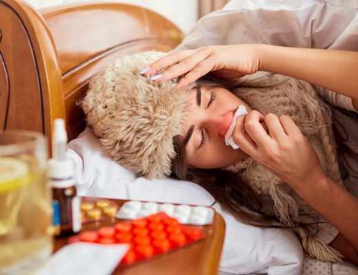 the common cold and the flu might seem identical, that's because illnesses have similar symptoms