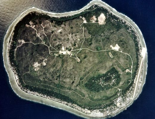 The government of Nauru has been involved in money laundering and other schemes in attempt to generate profit