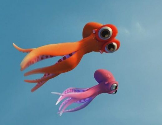 Animation workshop at the Doha Film Institute by Gobelins
