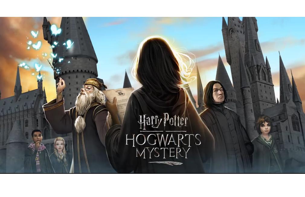 Harry Potter Hogwarts Mystery mobile game