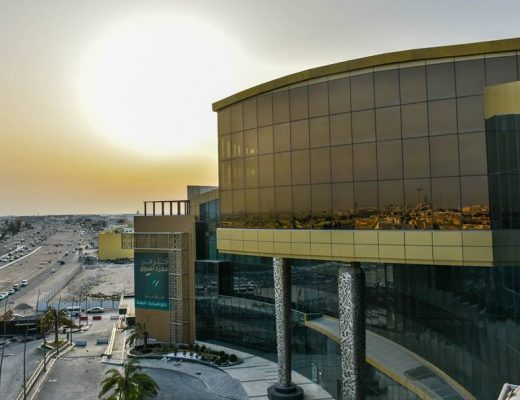 Tawar Mall is opening this March