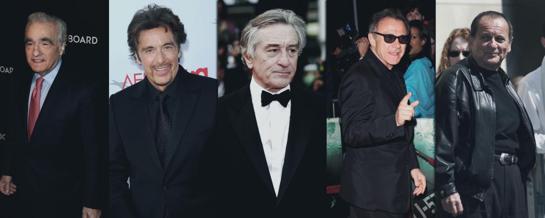 The Irishman will star Robert De Niro, Joe Pesci, Harvey Keitel and Al Pacino, Ray Romano, and Scorsese will direct