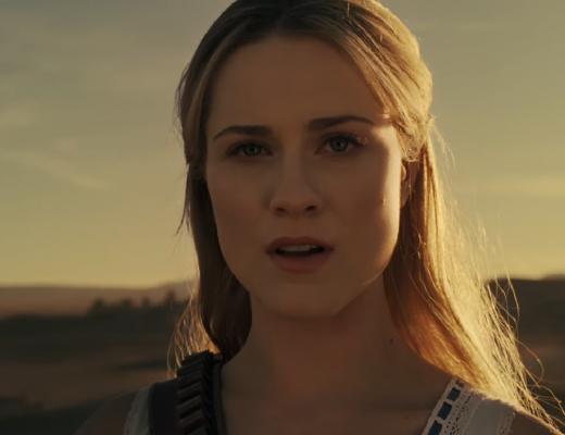 Westworld season two on HBO this April