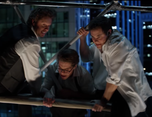 action comedy Netflix Original movie starring Adam DeVine, Game Over, Man!