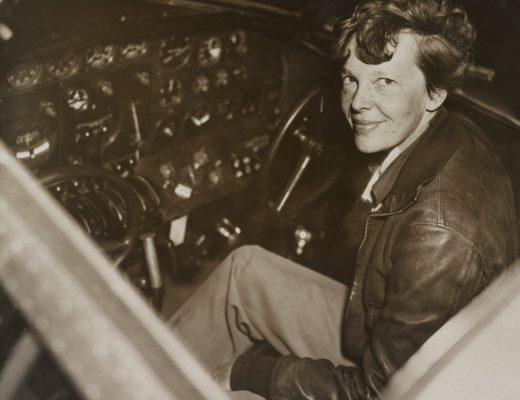 bones found on Nikumaroro island in the Pacific Ocean are believed to belong to pilot Amelia Earhart