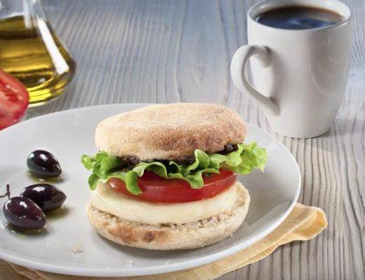 McDonald's Arabia halloumi McMuffin