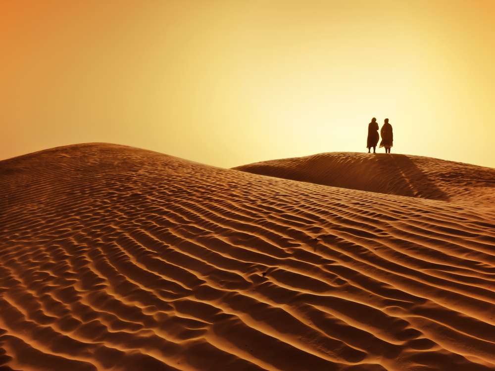 how to stay cool in the summer heat in qatar