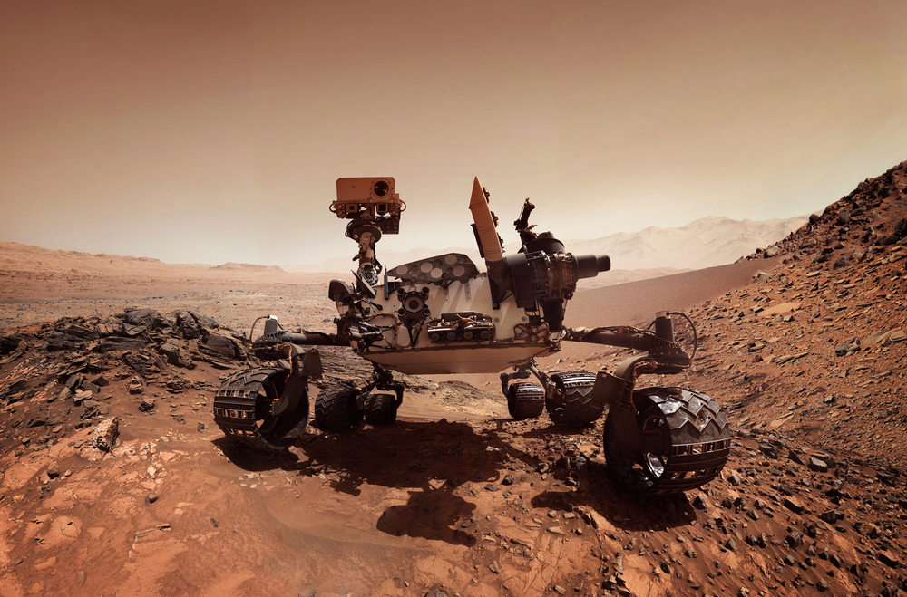 Curiosity Rover has found organic matter, building blocks for life, on the surface of Mars - Nasa