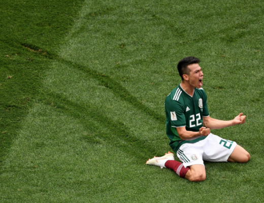 Earthquakes detected in Mexico City as national team defeats Germany at World Cup in Russia
