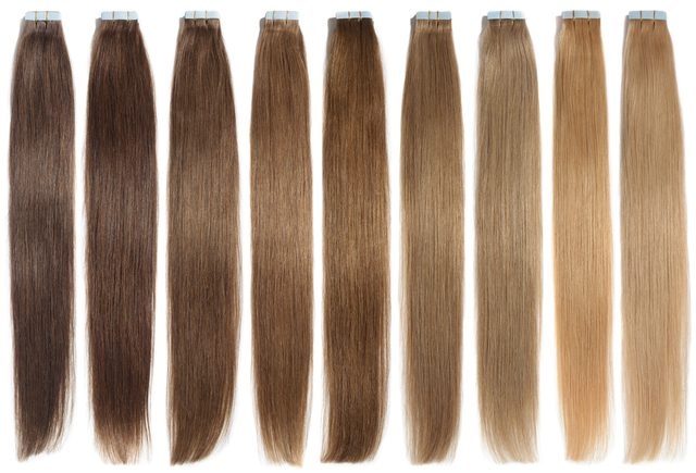 quikkies hair extensions are close to natural hair