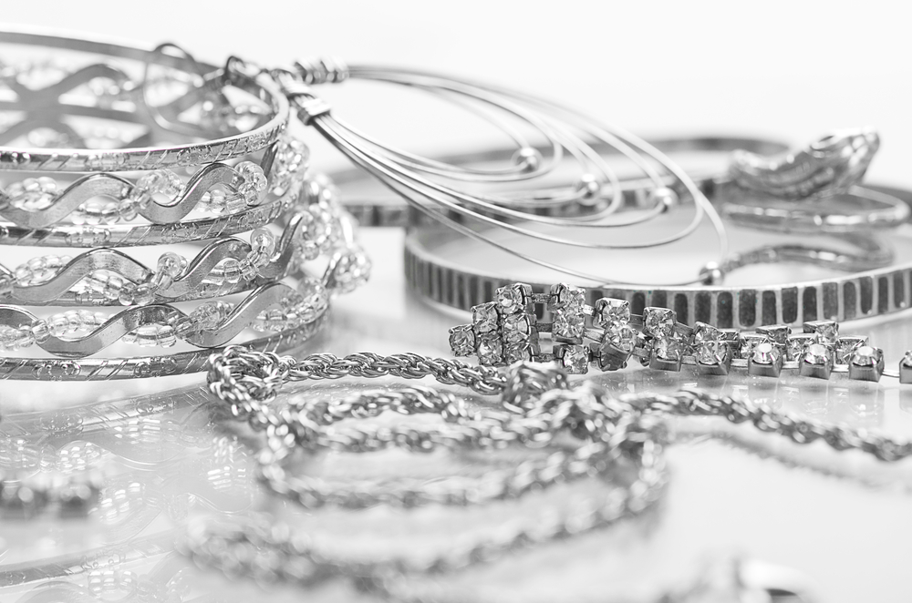it takes more than water when cleaning silver jewelry