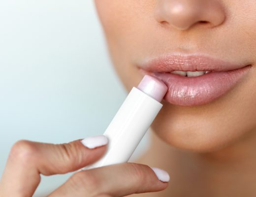 sometimes lip balm doesn't do dry and chapped lips any good