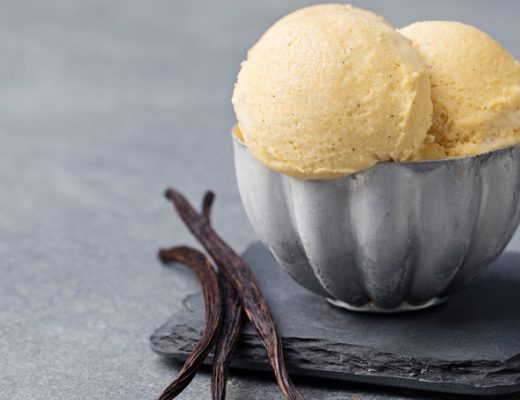 this is the difference between regular vanilla and french vanilla ice cream