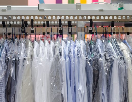 how do the dry cleaners clean your clothes without water