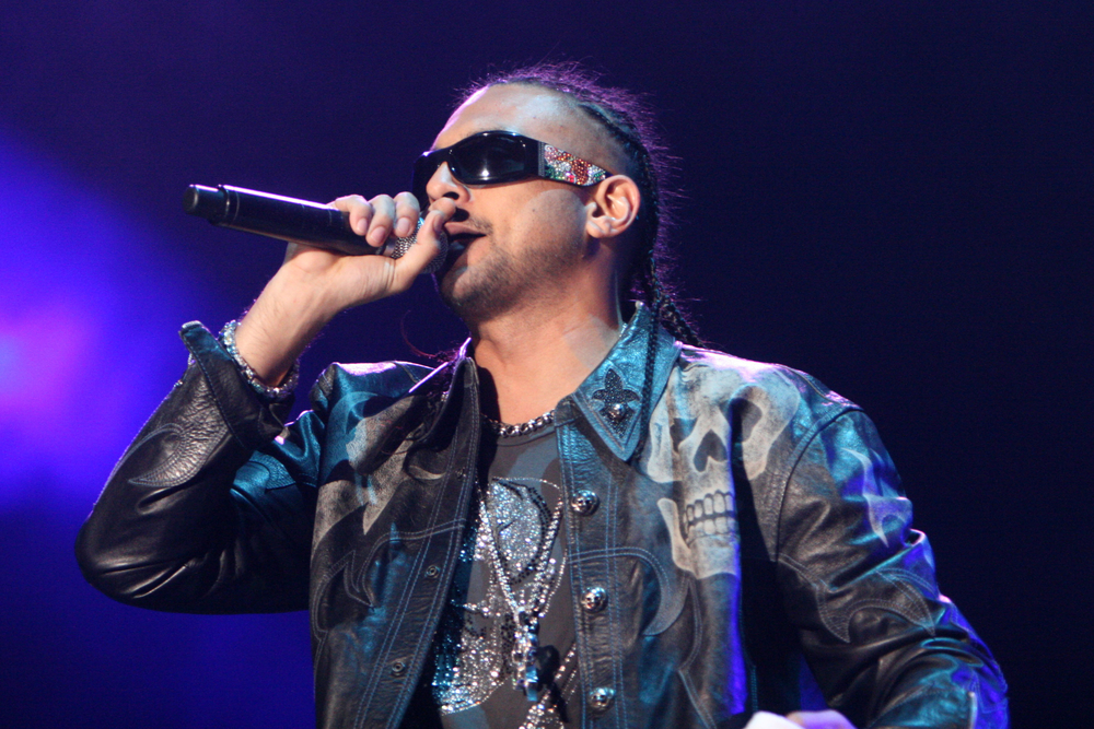 iconic events are bringing the sean paul mad love tour