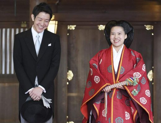 Japan's Princess Ayako gives up royal title after marrying out of the royal family - Reuters