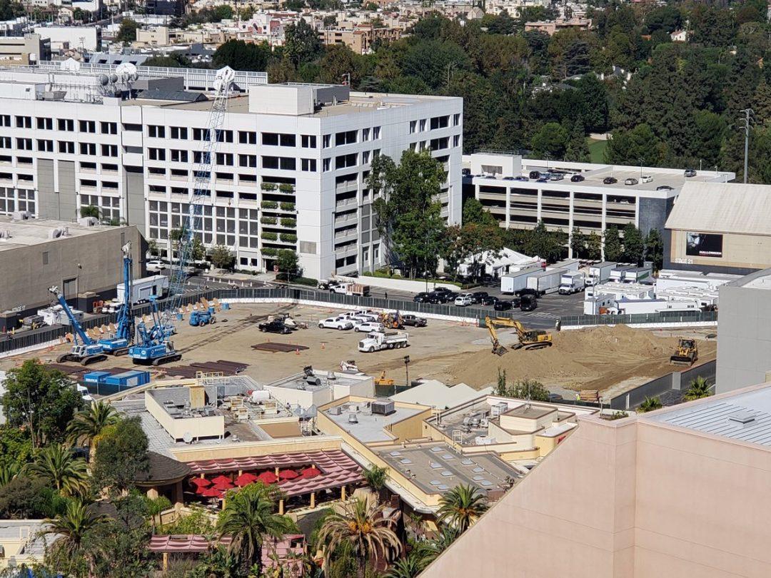 Nintendo theme park construction at Universal Studios Orlando - Ryanthemepark (Twitter)
