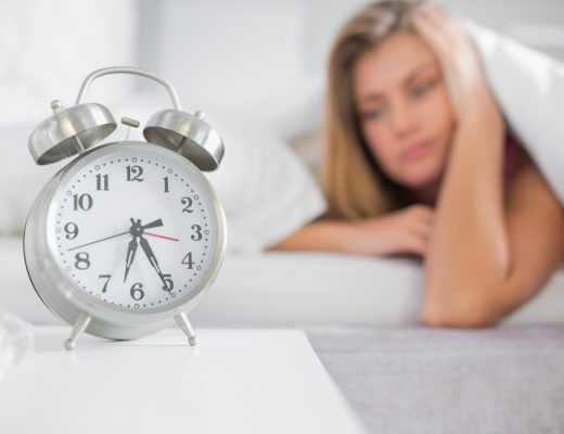Sleep inertia happens when you wake up in the middle of a sleep cycle