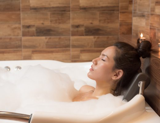 Taking a hot bath can help fight depression more than exercise